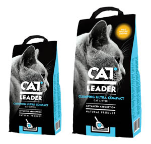 Cat Leader Clumping